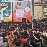 Sikapi Omnibus Law, Perang Tagar Gejayan Jadi Trending Topic Twitter