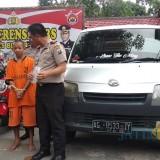 Berkat Rekaman CCTV, Polres Blitar Kota Tangkap Pelaku Tabrak Lari