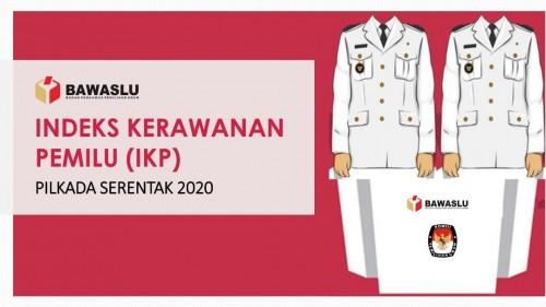 Hasil IKP Indikasikan Kabupaten Blitar Rawan Pemilu, Ini Langkah Bawaslu