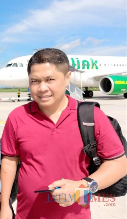 Alex Budi Setiyawan, Ketua Panitia Pelaksana FGD Olahraga