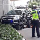 Supir Bus Transjakarta Ditetapkan Sebagai Tersangka, Setelah Menabrak Mobil Istri Jenderal Polisi