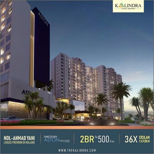 Tinggal di Apartemen Kalindra Serasa di Hotel Berbintang