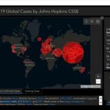 Akses Peta Pemantauan Virus Corona Curi Data Pribadi Pengguna Website?