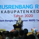 Pembangunan Kabupaten Kediri Tunjukkan Tren Positif