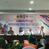 Kembali Hadir, Malang Fun Run Ditarget Mampu Gairahkan Wisatawan