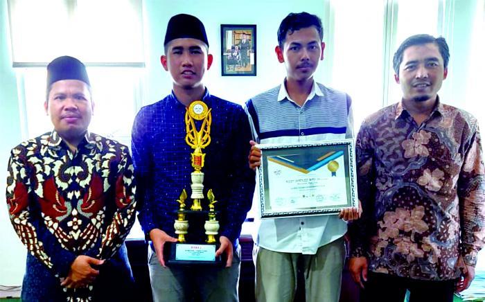 Kalahkan 31 Perguruan Tinggi Fakultas Syariah Uin Malang Juara 1