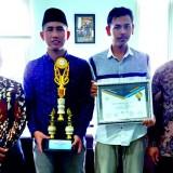 Kalahkan 31 Perguruan Tinggi, Fakultas Syariah UIN Malang Juara 1 FoSSEI