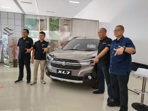 Suzuki SBT Andalkan Alat Cegah Virus Corona di Mobil
