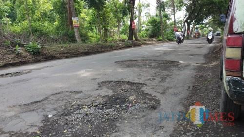 Cegah Laka Maut, Polisi Bentuk Tim Khusus Pantau dan Inventarisir Jalan Berlubang