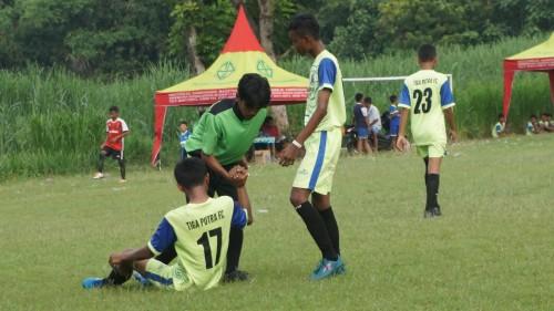 Sambut Popda 2020, Paguyuban Sekolah Sepakbola Magetan Mulai Seleksi Pemain