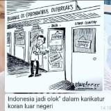 Meme Soal Santainya Indonesia Hadapi Corona Muncul Sindir Pemerintah