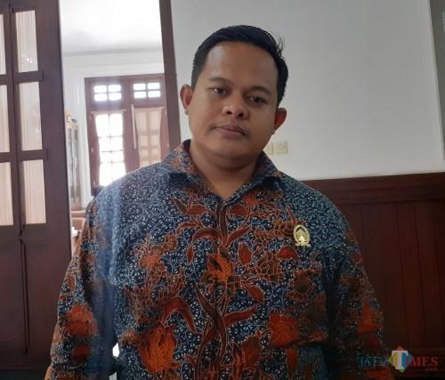 Ketua Fraksi PKS DPRD Kota Malang, Trio Agus Purwono. (Arifina Cahyanti Firdausi/MalangTIMES)