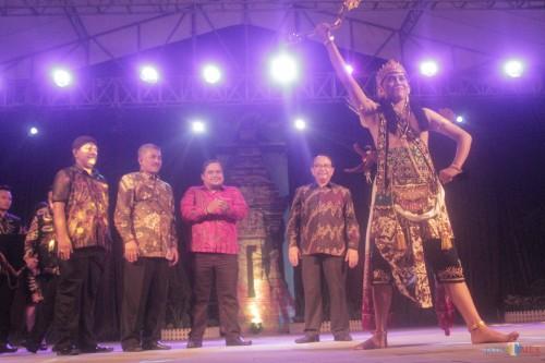Sukses Jadi Magnet Tontotan di Blitar, Bupati Rijanto Dorong Festival Kresnayana Jadi Ikon Seni Budaya Jawa Timur