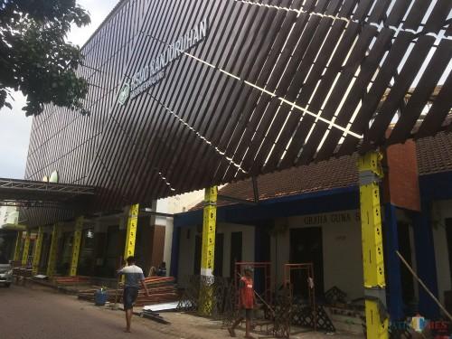 RSUD Kanjuruhan, salah satu rumah sakit yang ditunjuk Pemerintah Provinsi Jatim sebagai rumah sakit rujukan bagi pasien corona (Foto : Ashaq Lupito / MalangTIMES)