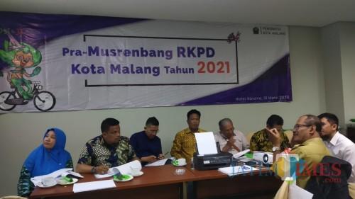 Pra Musrenbang RKPD Kota Malang Tahun 2021 (Pipit Anggraeni/ MalangTIMES)