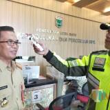 Cegah Covid-19, Pegawai Dicek Suhu Tubuh saat Masuk Balai Kota Among Tani
