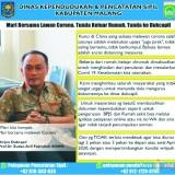 Hindari Kerumunan dan Kontak Fisik, Dispendukcapil Kabupaten Malang Bersiap Batasi Layanan Antrean Adminduk