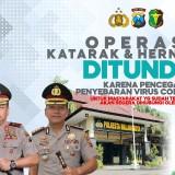 Aksi Sosial Polresta Malang Kota pun Ikut Tertunda karena Corona
