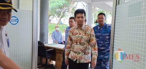 Wakil Gubernur Jawa Timur Emil Elestianto Dardak.