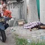 Pria Lanjut Usia Ditemukan Meninggal di Depan Ruko Kosong
