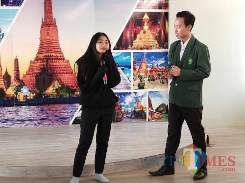 Cetak Lulusan Unggul Unisba Blitar Kirim Mahasiswa Magang di Thailand, Berikut Kisahnya