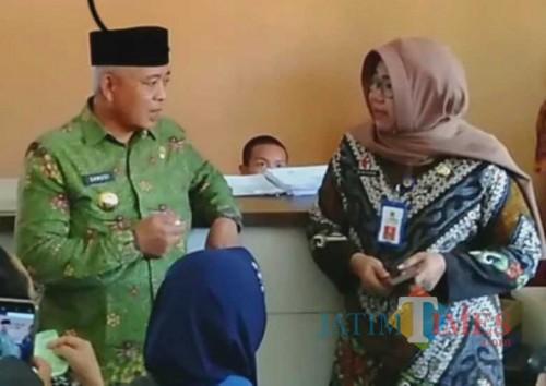 Dispendukcapil Kabupaten Malang luncurkan Si Paduka untuk layanan Adminduk di tengah sebaran Corona (dok MalangTIMES)