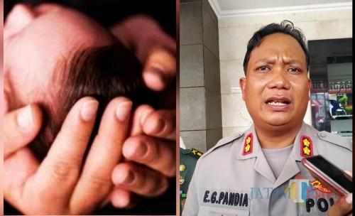 Jual Enam Bayi, Bidan Desa di Besuki Ditangkap Polda Jatim, Begini yang Terjadi..