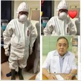 Menyentuh Hati, Dokter Berusia 80 Tahun Rela Mati untuk Tangani Virus Corona di Indonesia