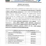 Per Hari ini, Urus E-KTP di Kota Malang Cukup Lewat WA