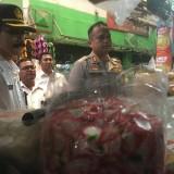 Tekan Kenaikan Harga Sembako Saat Virus Corona, Polres Malang Kerahkan 40 Personel Satgas Pangan