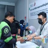 Gubernur Jatim Sebut Driver Ojek Online Rawan Terkena Corona, Gojek Sebut Sudah Miliki SOP