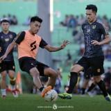 Imbas Covid-19, Sebelum Latihan Pemain Arema FC Diperiksa Tim Dokter Khusus