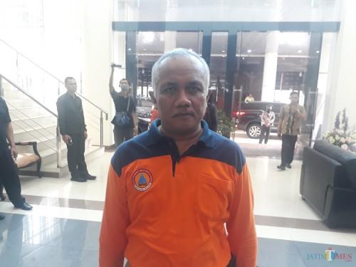 Ketua Satgas Penanganan dan Pencegahan Covid-19 Kabupaten Malang, Bambang Istiawan. (Foto: Tubagus Achmad/MalangTimes)
