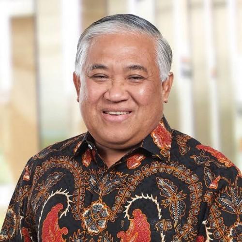 Ketua Dewan Pertimbangan MUI (Majelis Ulama Indonesia) Din Syamsuddin.