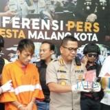 Beraksi di Malang, Satu Bandit Curanmor dari Pasuruan Tertangkap