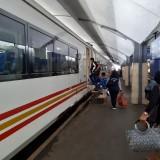 Pengguna Transportasi Kereta Api di Malang Turun Drastis
