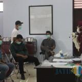 Disparbud Kota  Blitar Pulang Studi Banding dari Bandung,  24 Dinyatakan ODR dan 1 ODP