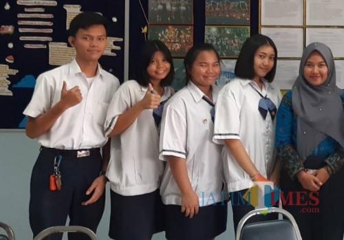 Mengintip Serunya Mahasiswa Unisba Blitar Magang Jadi Guru di Thailand