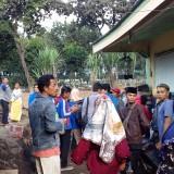 Ijen Banjir Bandang Lagi, Beberapa OKP Situbondo Salurkan Bantuan