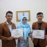 Lewat Video Edukasi Bertema Lingkungan, Dua Mahasiswa Unikama Sabet Juara 1 Dalam Ajang  ELCCO