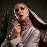 Lebih Simple dan Anti Ribet dengan Pakai Hijab Dua Sisi Ini