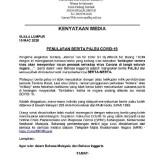 Beredar Hoaks, Helikopter Malaysia-Singapura Akan Sebar Racun untuk Bunuh Virus Corona