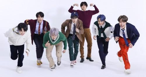 BTS (istimewa)