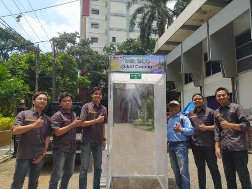 Bilik SICO, inovasi dari Mahasiswa UB. (Foto: istimewa)