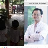 Mengharukan, Begini Kisah Pertemuan Terakhir Dokter Meninggal Akibat Corona dengan Keluarga