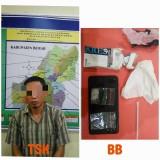 Edarkan Sabu, Pria Asal Pojok Garum Diringkus Polisi