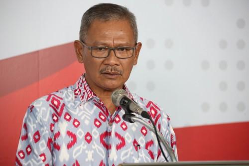 Juru bicara penanganan Covid-19 dr Achmad Yurianto. (Foto: Kementerian Kesehatan)
