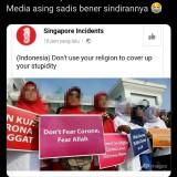 Viral, Sindiran Tajam Media dan Warganet Luar Negeri atas Penanganan Corona di Indonesia