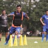 Arema FC Terapkan Latihan Via Online