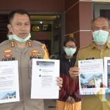 Sebar Berita Hoax Pasien Positif Corona di RSUD Dr. Soedomo Trenggalek, Dua Netizen Akhirnya Minta Maaf